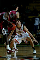 PU MBB vs. Harvard, 2004