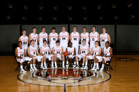 PU MBB team photo, 2011-12