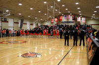 PU MBB vs. St. Peter's at Dillon, 2015-16