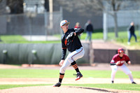 PU baseball vs. Harvard, 2016