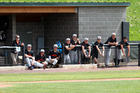 PU baseball vs. Harvard, game 1, 2018