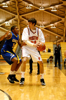 PU MBB vs. Goucher, 2009-10