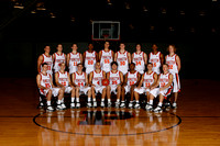 PU MBB team photo, 2007-08