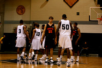 PU MBB at Army, 2008-09