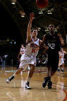 PU MBB vs. Army, 2009-10