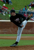 PU baseball at Virginia, NCAA game 1, 2004