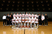 PU MBB team photo, 2010-11