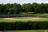 PU baseball field