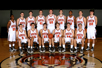 PU MBB team photo, 2009-10
