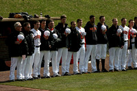 PU baseball vs. Brown, 2011