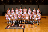 PU MBB team photo, 2006-07