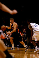 PU MBB at Seton Hall, 2006-07